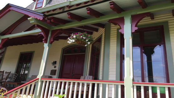 Victorian Restoration by Gikas Painting