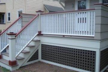Gikas Painting- Porches-Decks