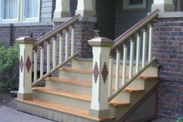 Gikas Painting- Stairs-Restoration