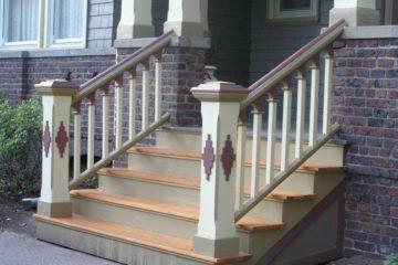 Gikas Painting- Stairs-Restoration