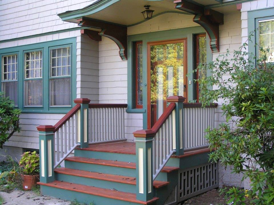 ... Gikas Painting Doors Stairs Restoration