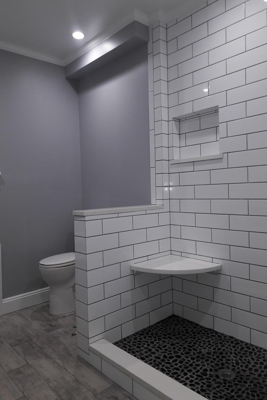 Bathroom Remodeling Gikas Painting Professional Interior - Bathroom remodel westfield nj