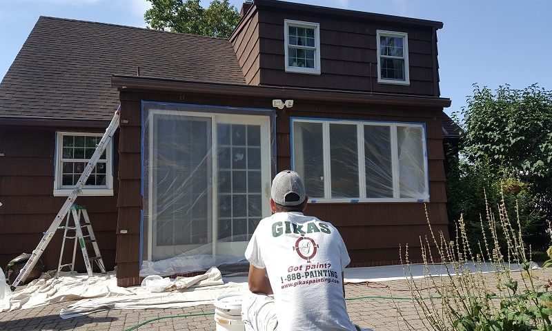 exterior-painting-by-gikas-in-bloomfield