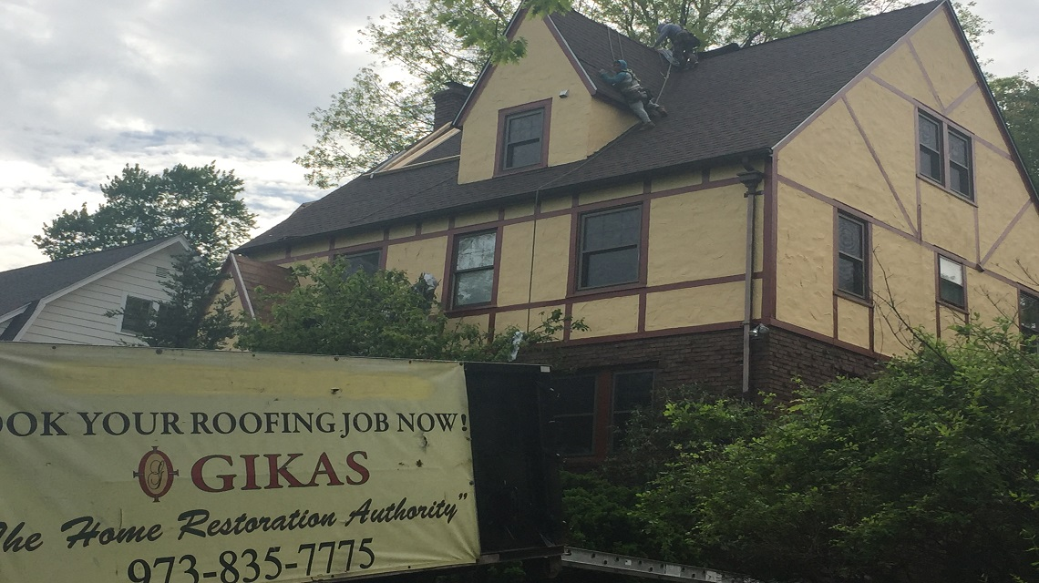 Gikas-roofers-roofing