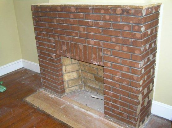 Gikas-Painting-fireplace-restoration