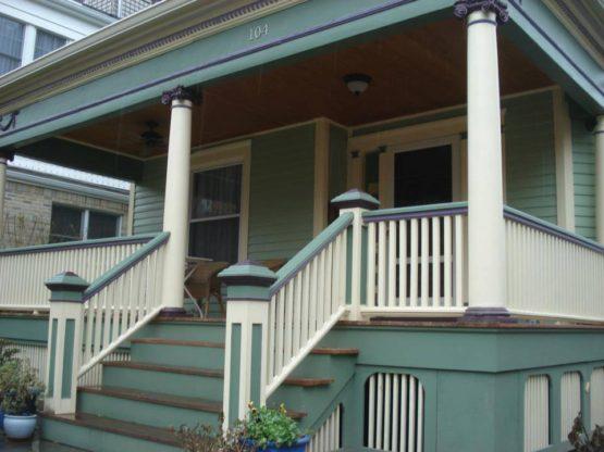 Gikas Painting- Porches-Decks