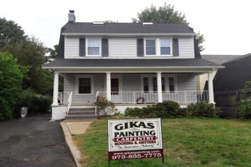 Roofing in Montclair by Gikas Painting & Contracting