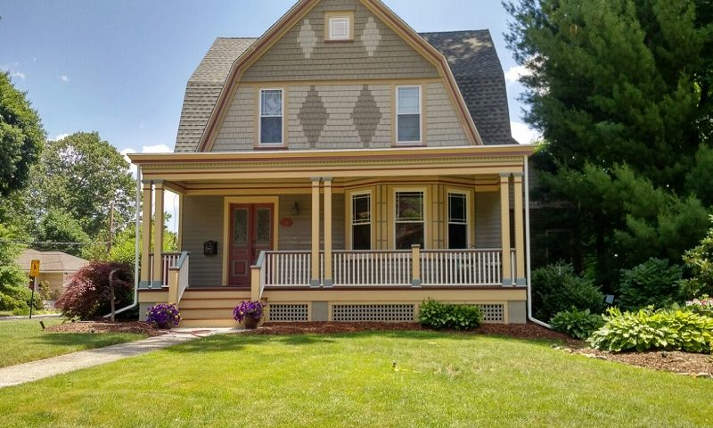We are painting and restoring homes in Verona NJ