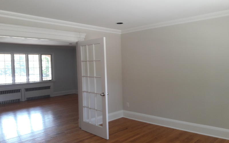 We are painting and restoring homes in Wayne NJ