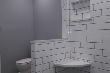 Bathroom Remodeling in Bloomfield NJ by Gikas Painting