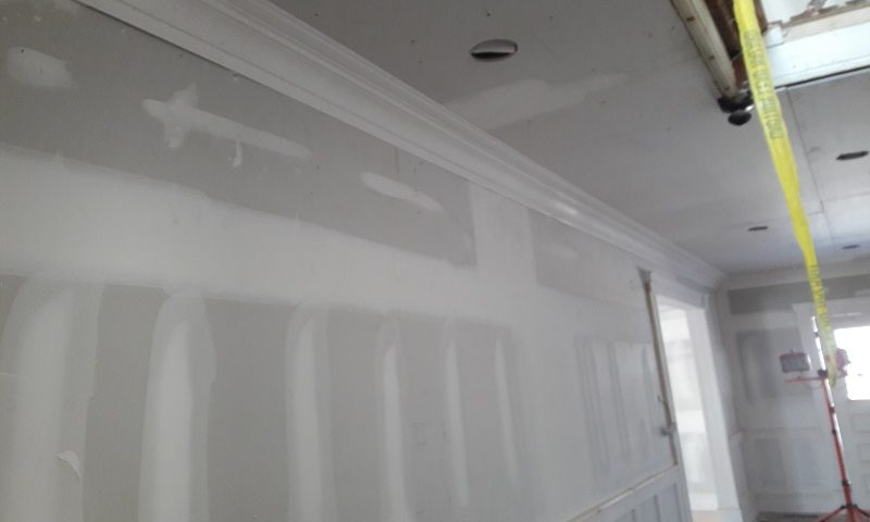 Sheetrock installation In Montclair by Gikas