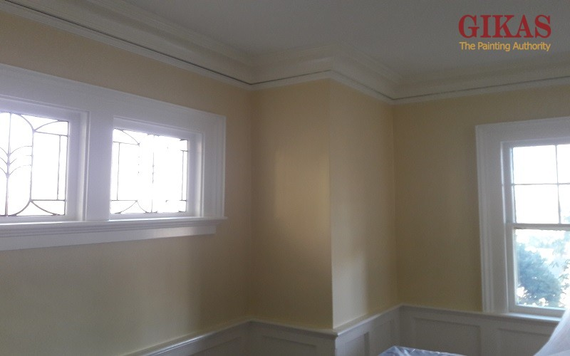 Interior Painting By Gikas In Montville Nj
