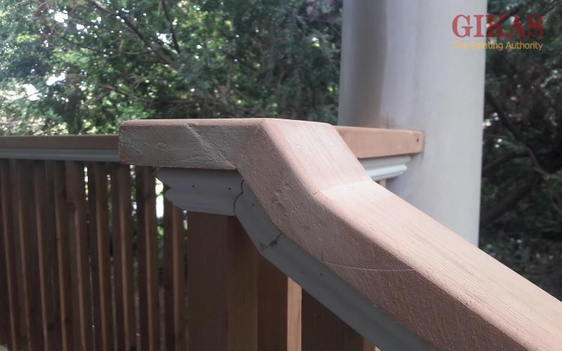 Carpentry - Wooden Railings