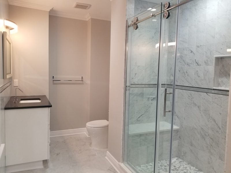 Bathroom Remodeling in New Jersey by GIKAS
