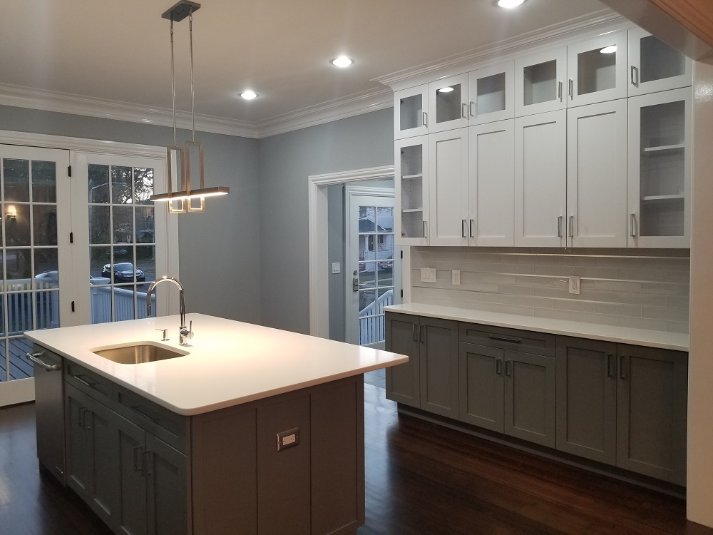 Kitchen Remodeling by Gikas Painting in New Jersey
