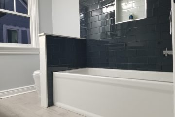 Bathroom Remodeling & Tiles