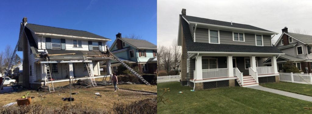 Roofing-Montclair NJ 07042