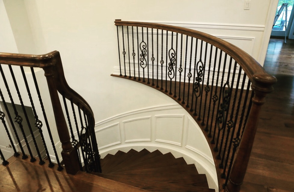Stairwell - Staircase Restoration